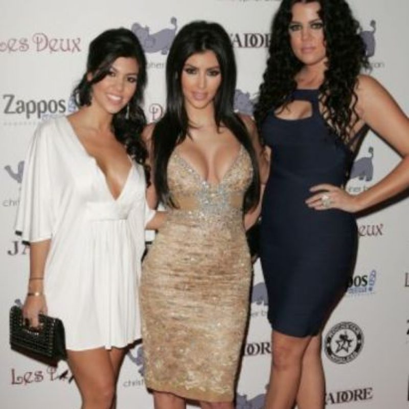 "Keeping Up With The Kardashians"" se estrenó el 14 de octubre de 2007 en Estados Unidos. Foto: vía Getty Images"