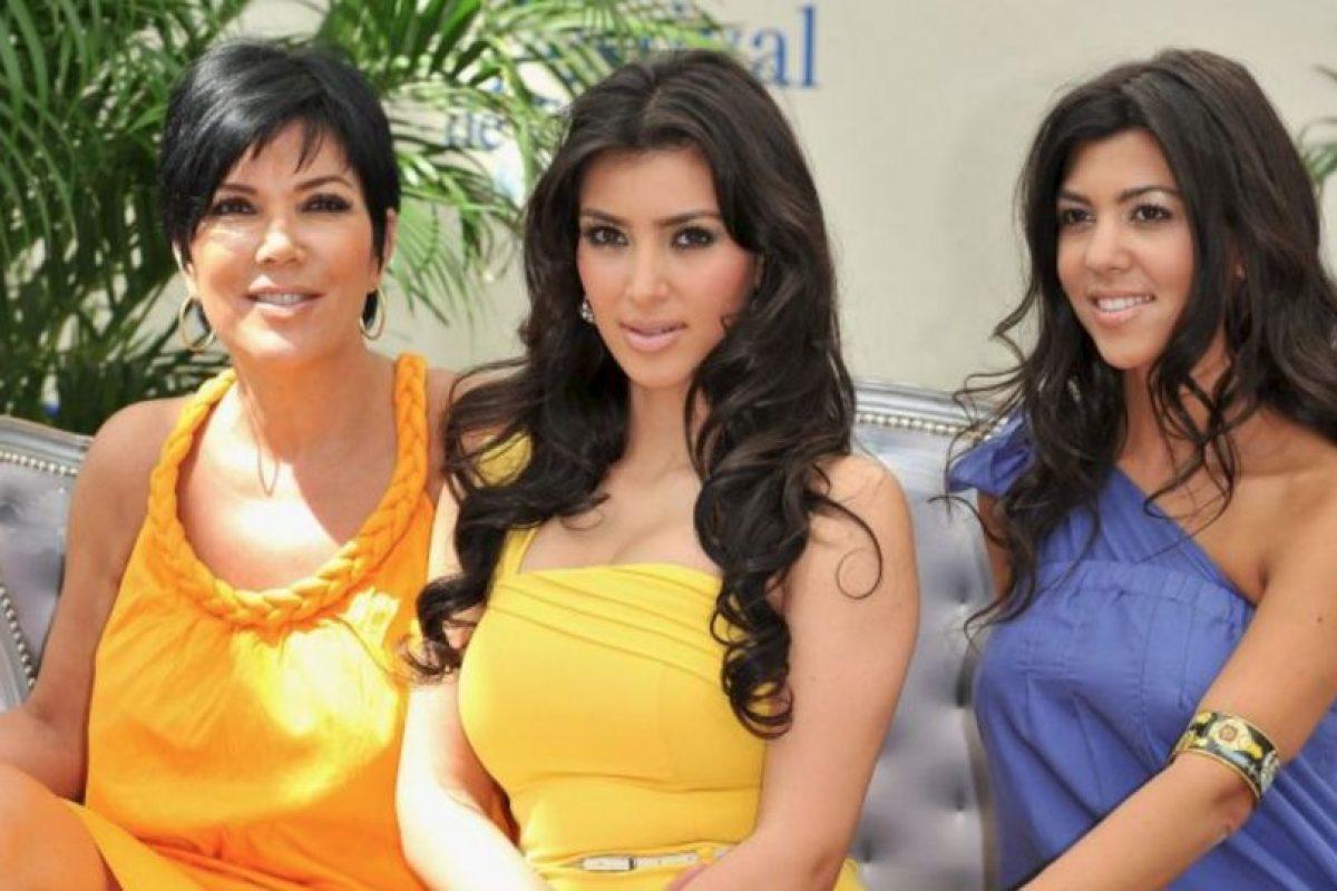 Kim sola llega a facturar hasta 80 millones de dólares. Foto:vía Getty Images