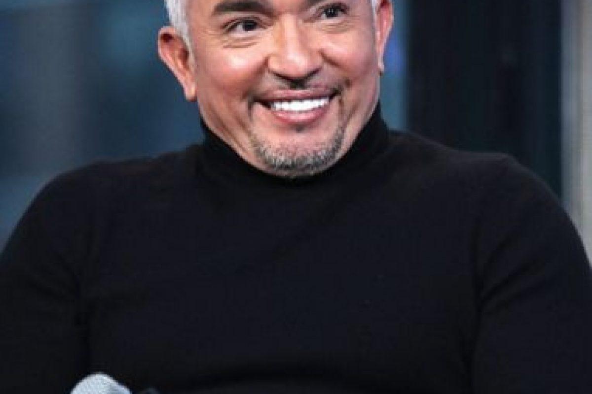 Se divorció de su primera esposa en 2010. Foto:vía Getty Images
