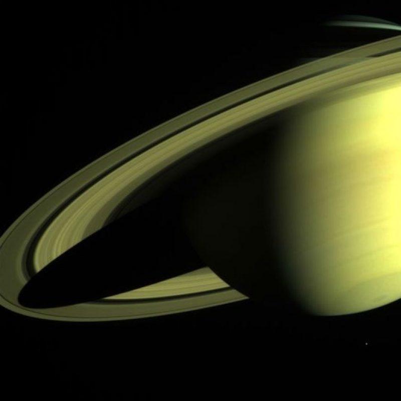 El nombre de Saturno viene de la mitología griega. Foto:Getty Images