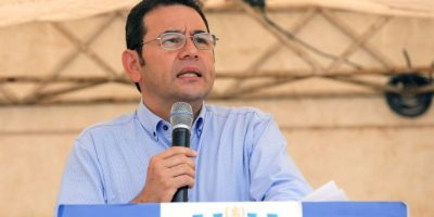 Presidente Morales hace recuento de sus primeros cien días de gobierno