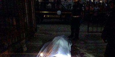 Árbitro muere baleado en Chinautla tras finalizar partido de futbol