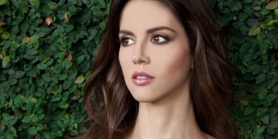 Esta ex Miss Venezolana posó topples y causó furor en las redes