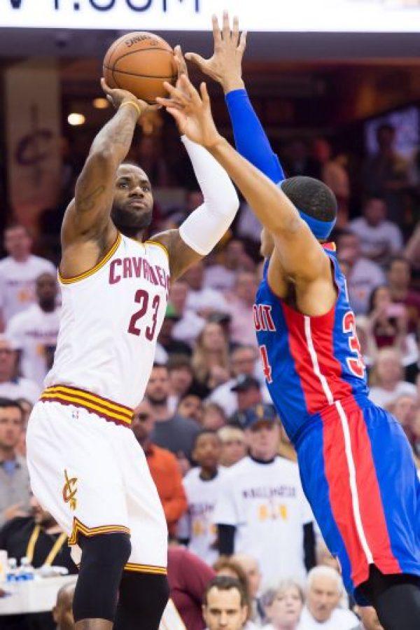 Ha sido dos veces campeón de la NBA: 2012 y 2013 Foto:Getty Images