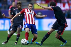 Es el partido de vuelta de las semifinales Foto:Getty Images