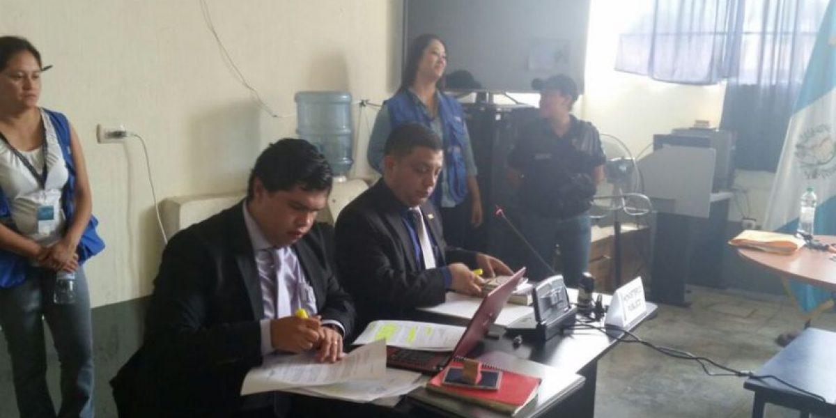Habilitan juzgado móvil por capturados en operación especial contra extorsiones