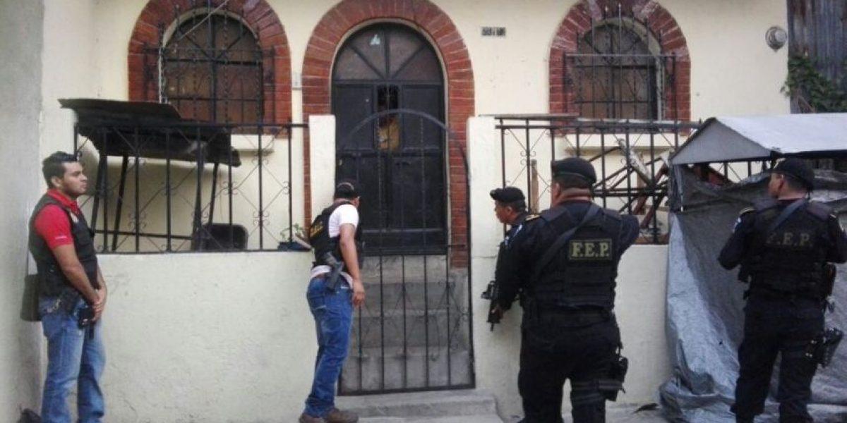 Realizan más de 126 allanamientos para capturar a extorsionistas del Barrio 18