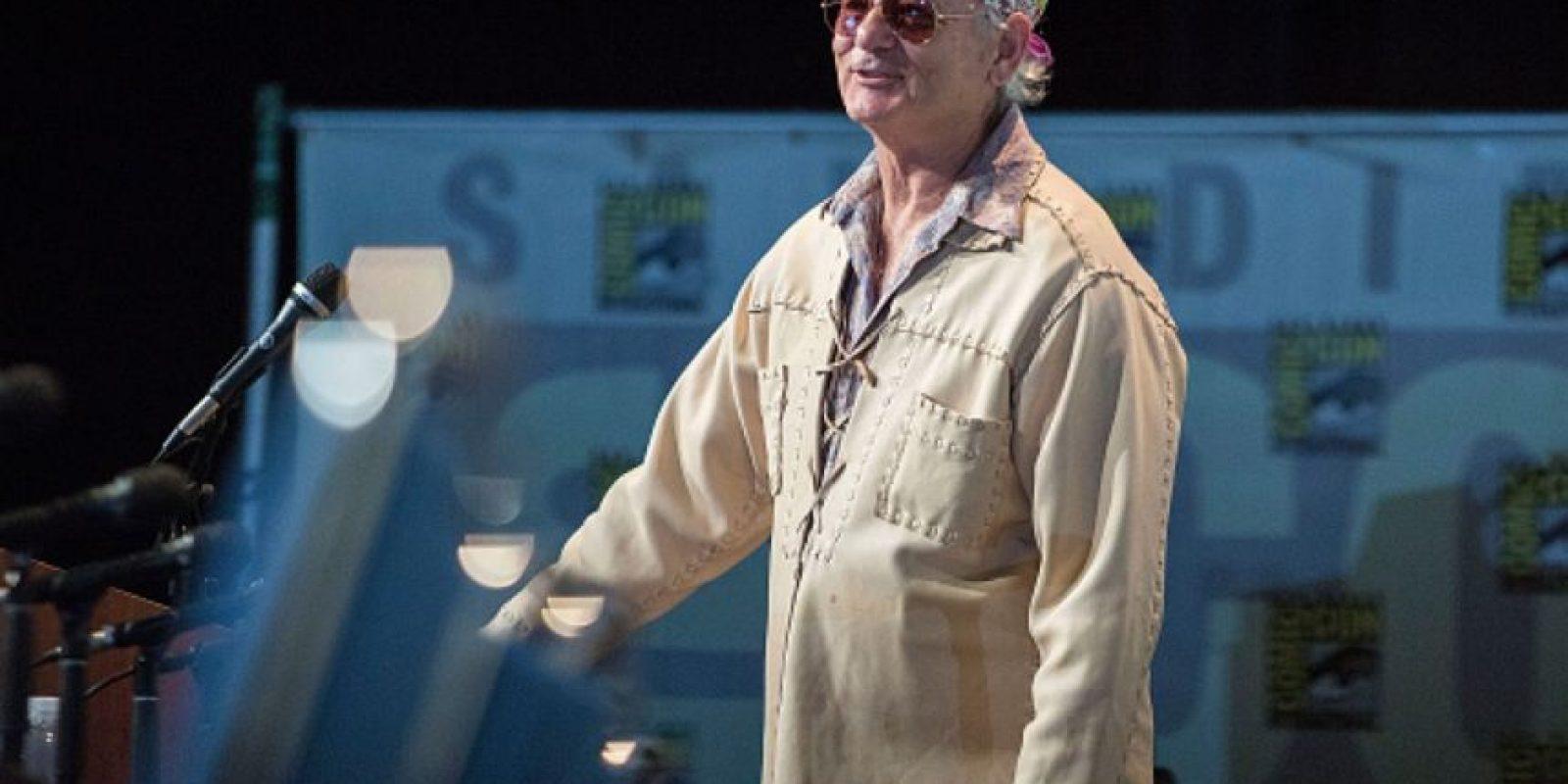 Ha aparecido en cada película del director Wes Anderson. Foto:vía Getty Images