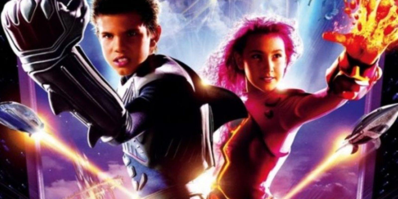 Estaban en el Planeta Drool, el planeta de los sueños. Foto:vía Columbia Pictures