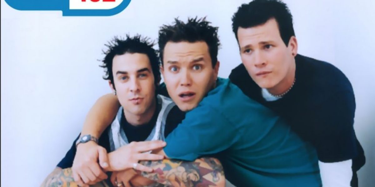 Blink-182: Así se transformaron los miembros de la banda