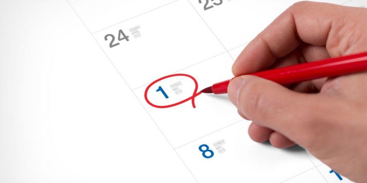 ¿Se debe correr el asueto del 1 de mayo para este lunes?
