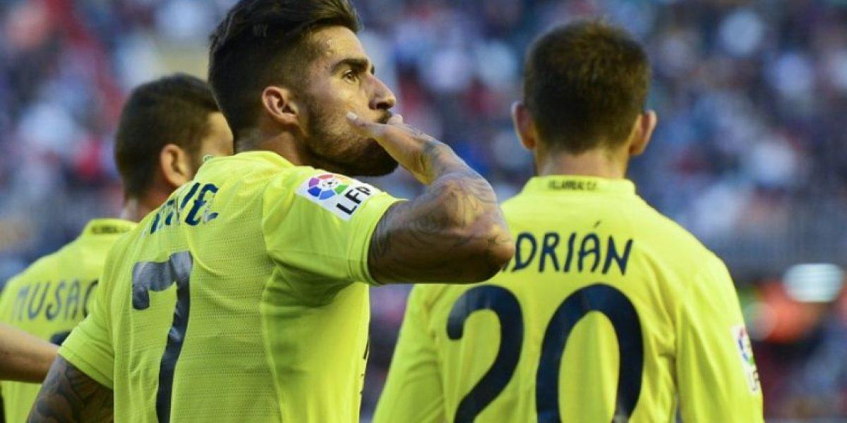 Resultado del partido Valencia vs. Villarreal, Liga Española 2016