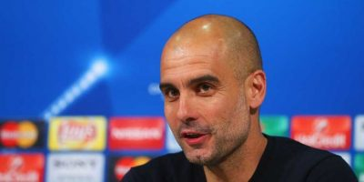Su entrenador es Pep Guardiola. Foto:Getty Images