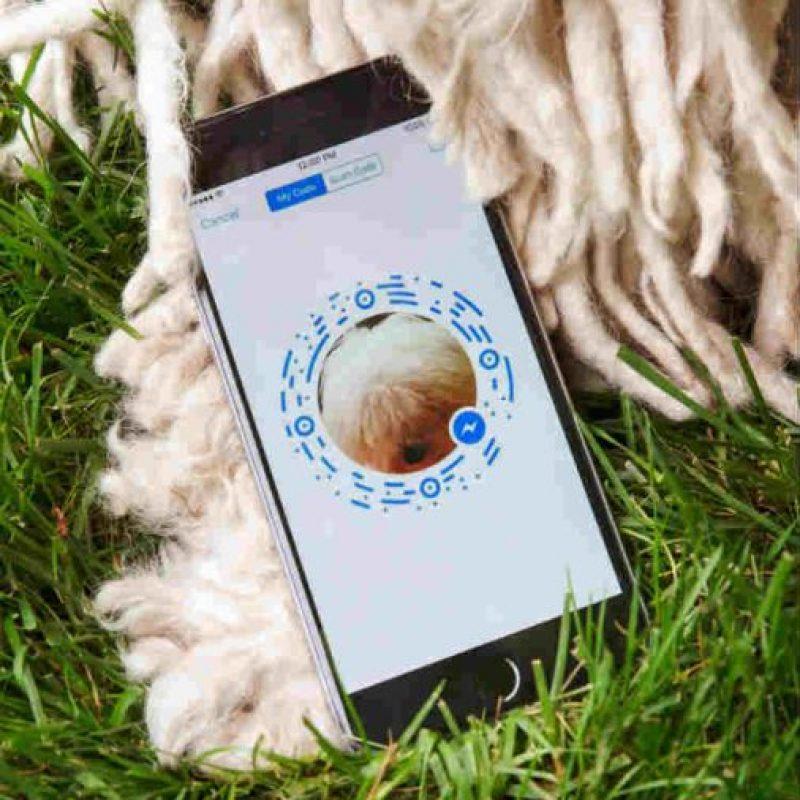 """Con la que se pueden """"mensajear"""" con sus amigos de Facebook. Foto:Messenger"""