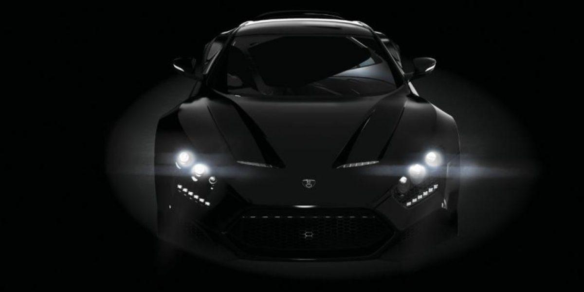 Bugatti Chiron: Así