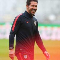 Su entrenador es Diego Simeone. Foto:Getty Images