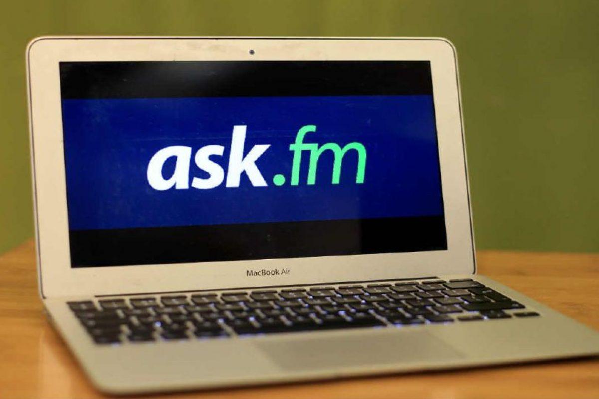 Ask.fm es la plataforma que más sufre este mal. Foto:Getty Images