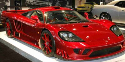 4.- Saleen S7 Twin Turbo Foto: Saleen