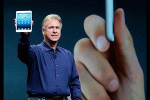 Él es el cerebro detrás del monstruo de publicidad que es Apple. Foto:Getty Images