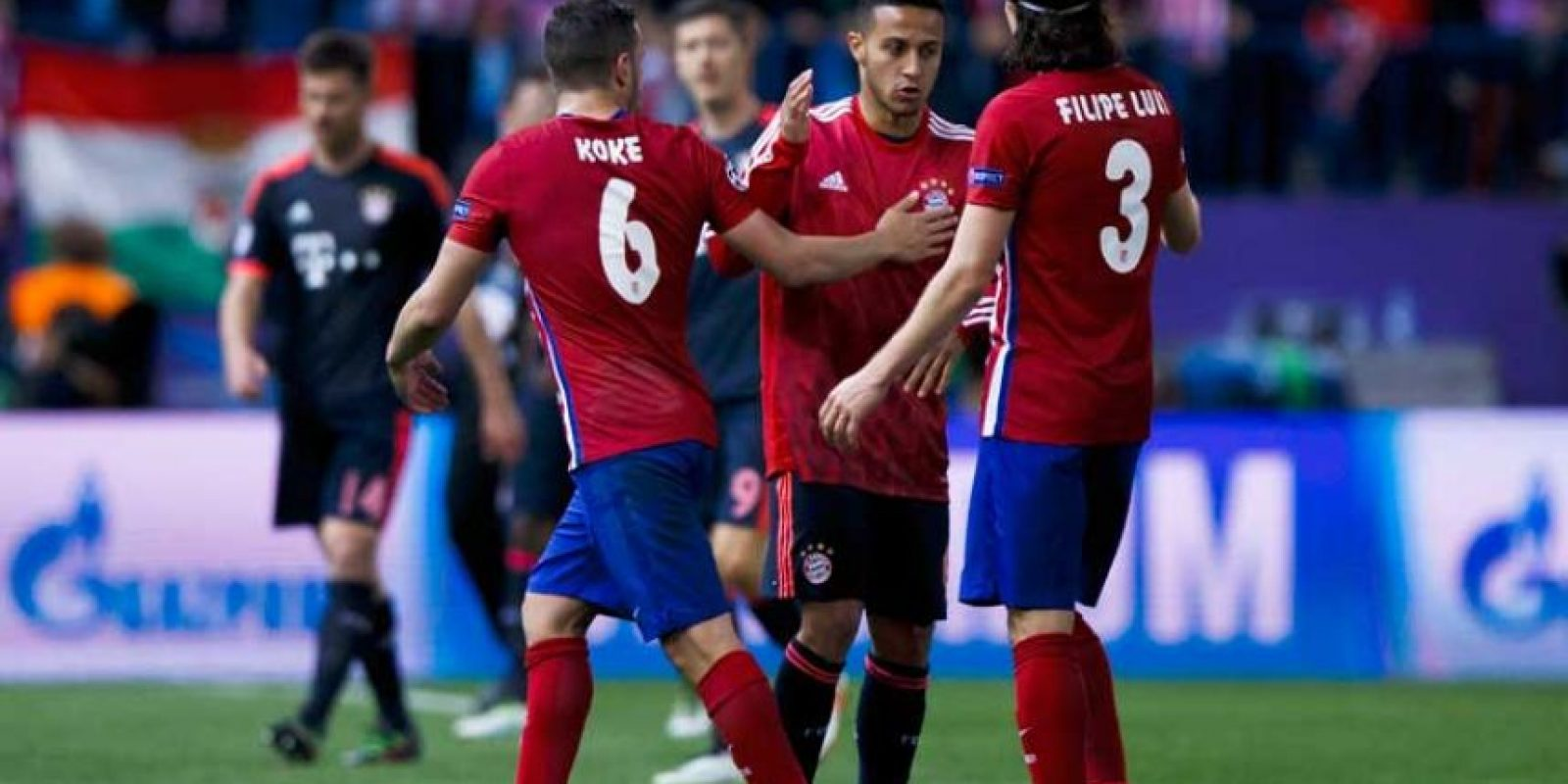 Cualquier empate hoy les da el pase a la final. Foto:Getty Images