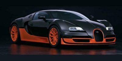 9.- Bugatti Veyron Super Sports Foto:Bugatti