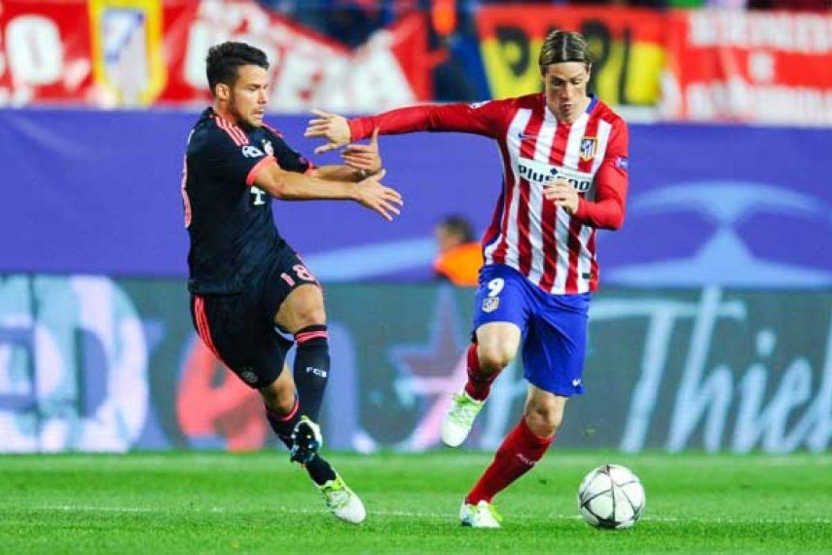 En la Liga son colíderes con el Barcelona con 85 puntos. Foto:Getty Images