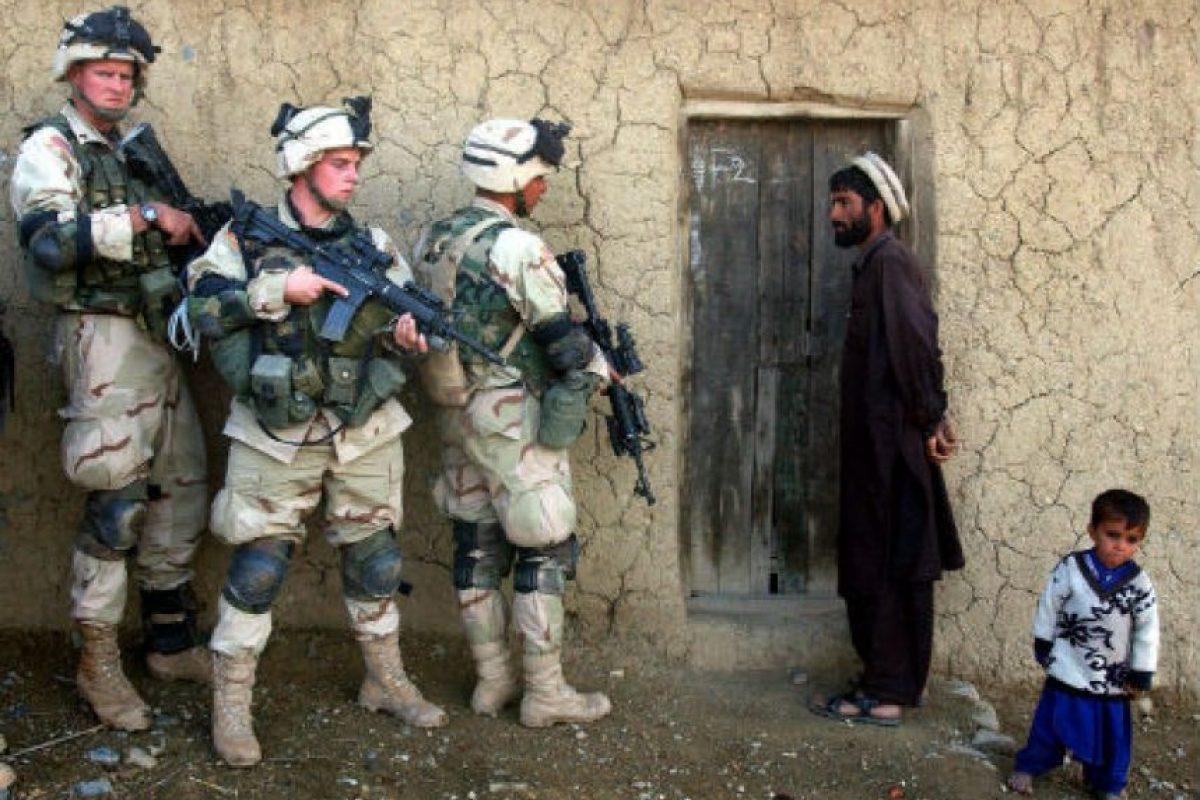 Desde entonces, Estados Unidos no dejó de perseguir a su líder. Foto:Getty Images