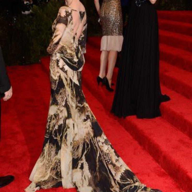 Amanda Seyfried, arrebata el aliento. Foto:vía Getty Images