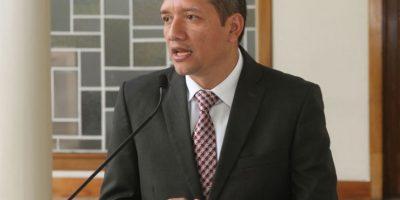 Las frases del ministro de Gobernación acerca del golpe a extorsionistas del Barrio 18