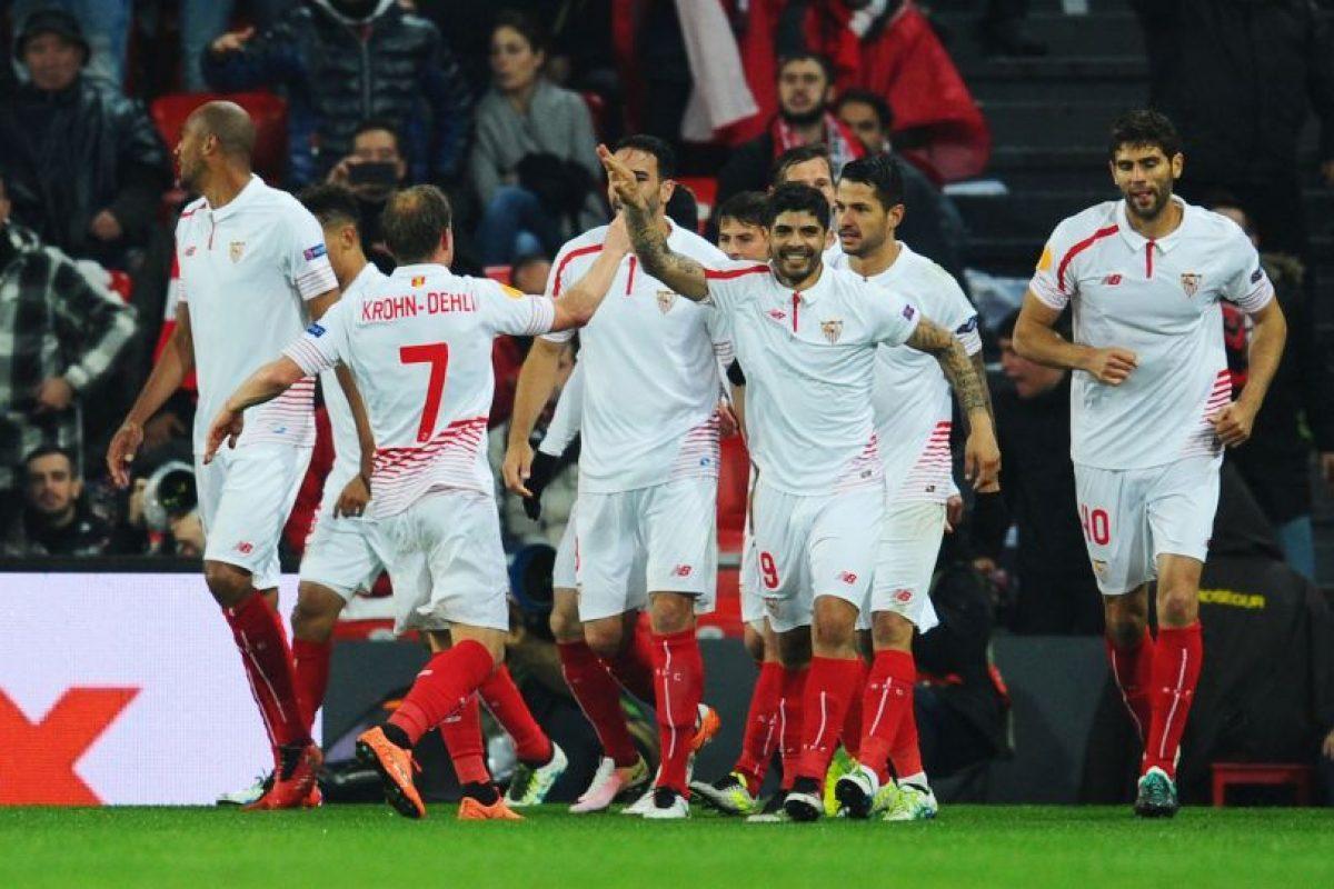 Sevilla vs. Shakhtar Donetsk Foto:Getty Images