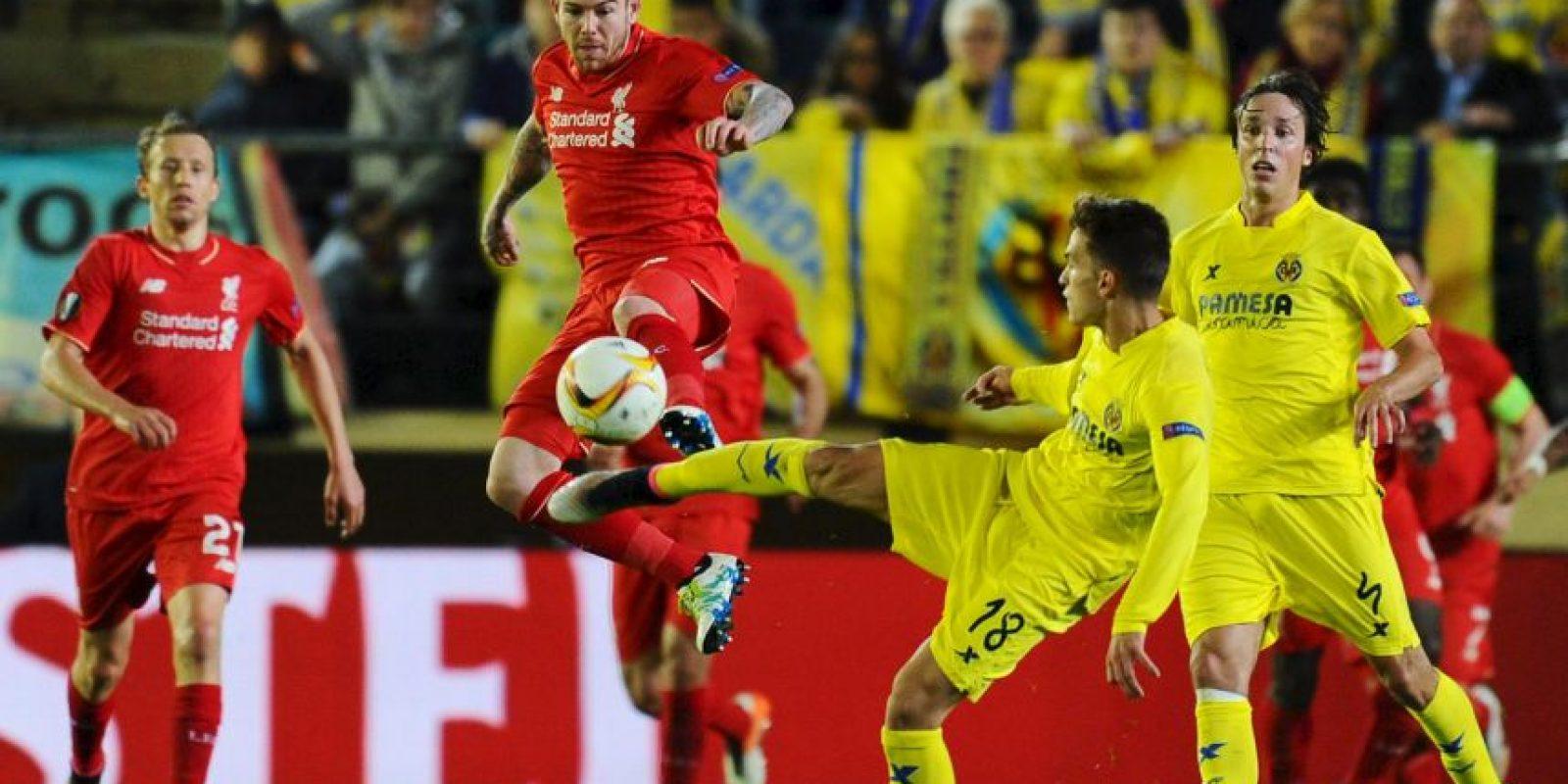 Liverpool vs. Villarreal Foto:Getty Images
