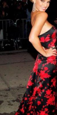 Jessica Simpson, tropical e impactante. Foto:vía Getty Images