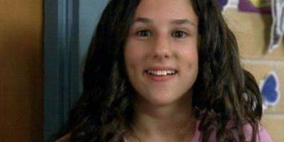 Fue una exitosa actriz infantil en los años 90. Foto:vía Facebook/ Hallie Kate Eisenberg