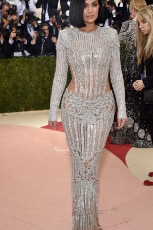 Kylie Jenner imitando siempre a Kim. Foto:vía Getty Images