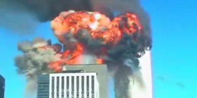 """Video """"inédito"""" de los atentados terroristas a las Torres Gemelas, del 11 de septiembre de 2001"""