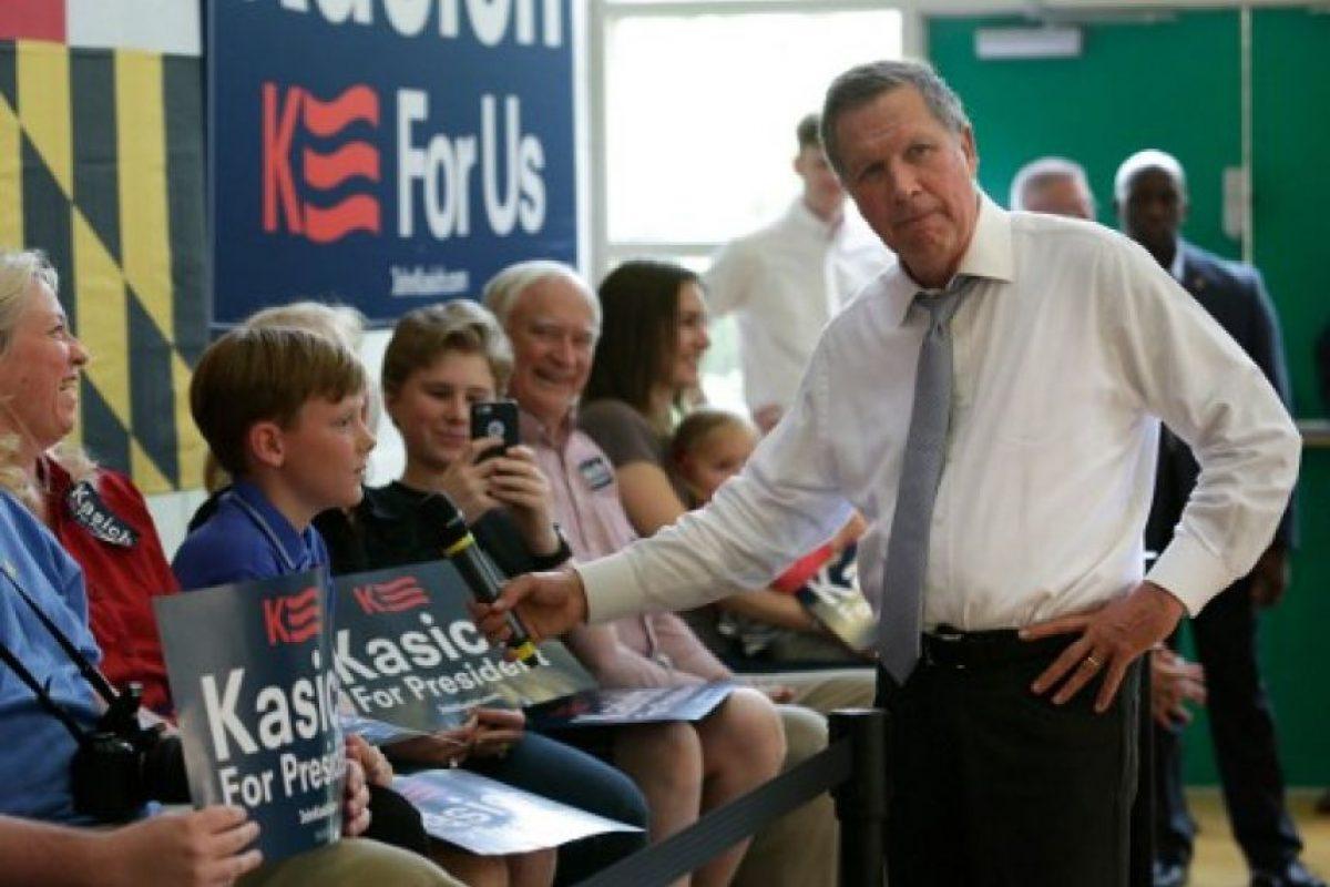 Miembro del Partido Republicano, que represento al estado en la Cámara de Representantes Foto:AFP