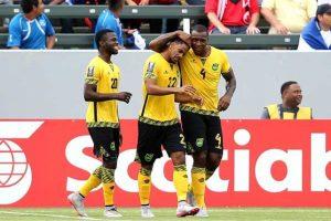 9. Jamaica / Mundiales=0 / Copa Oro=0 Foto:Getty Images