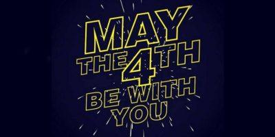 El día de Star Wars nació en 1979. Foto:Twitter