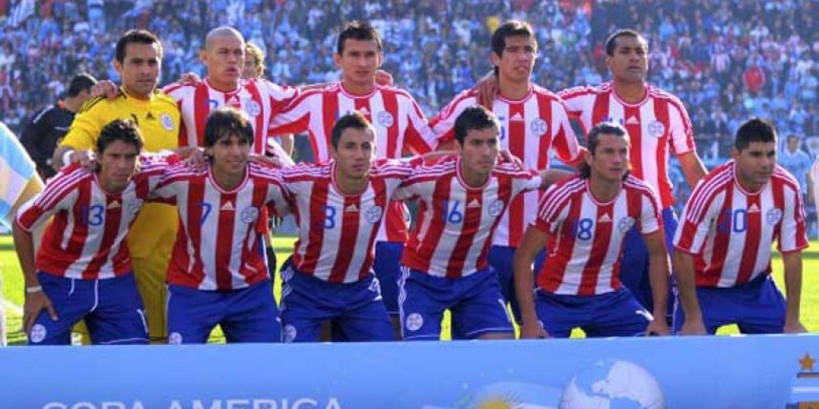 12. Paraguay / Mundiales=0 / Copa América=2 Foto:Getty Images