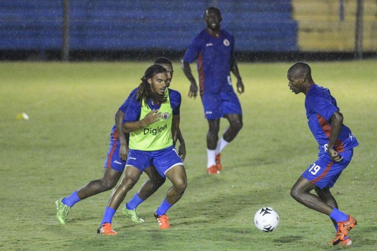 8. Haití / Mundiales=0 / Copa Oro= 1 Foto:AFP