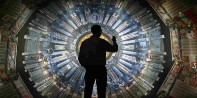 """También es conocido como """"La máquina de Dios"""" o acelerador de partículas. Foto:Getty Images"""
