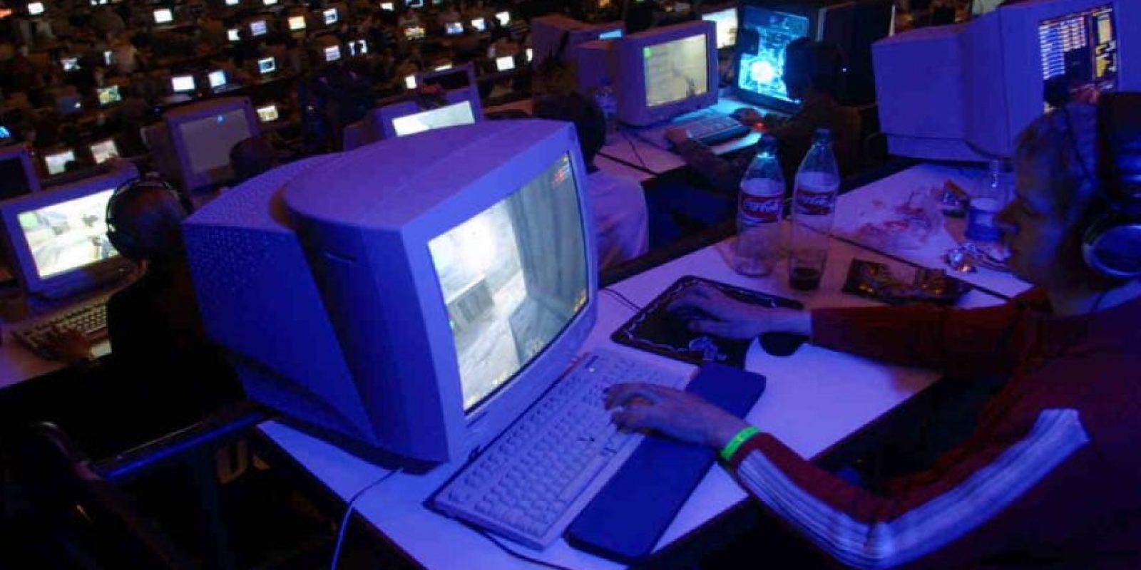 Los primeros ordenadores eran de uso militar. Foto:Getty Images