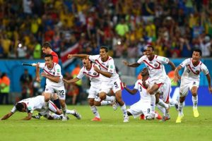 6. Costa Rica / Mundiales=0 / Copa Oro=3 Foto:Getty Images