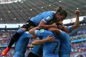 14. Uruguay / Mundiales=2 / Copa América=15 Foto:Getty Images