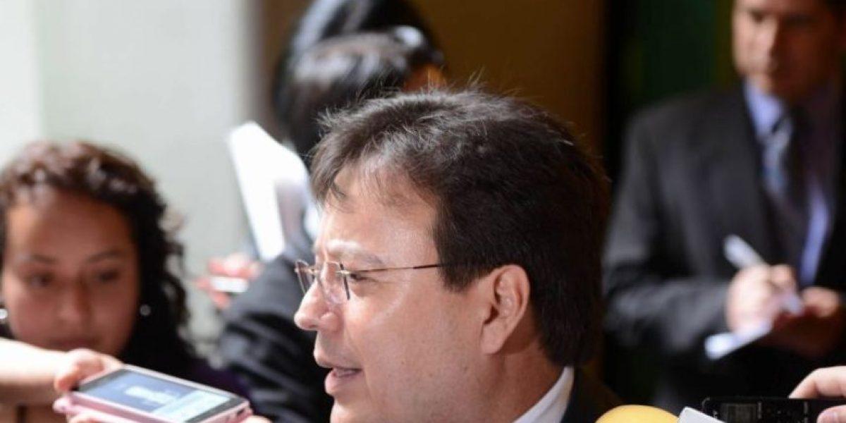 El MP inicia proceso de antejuicio en contra de magistrado Vladimir Aguilar