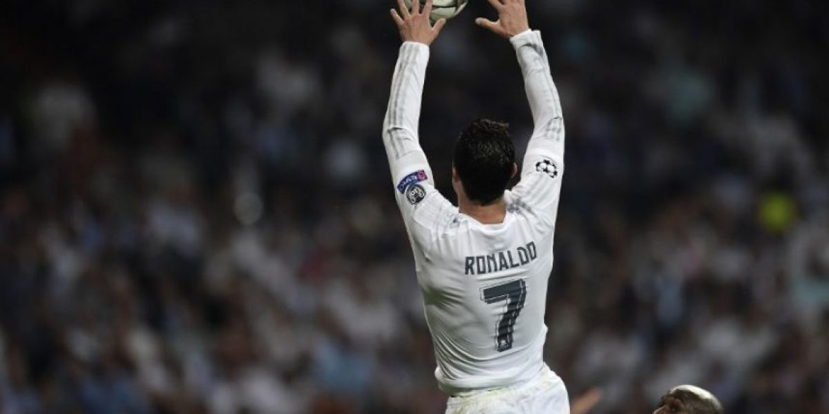 VIDEO. Cristiano Ronaldo ¿metió un gol con las manos?