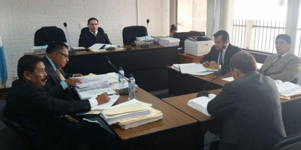 Continúa juicio de extinción de dominio contra propiedades del exalcalde de Antigua Guatemala