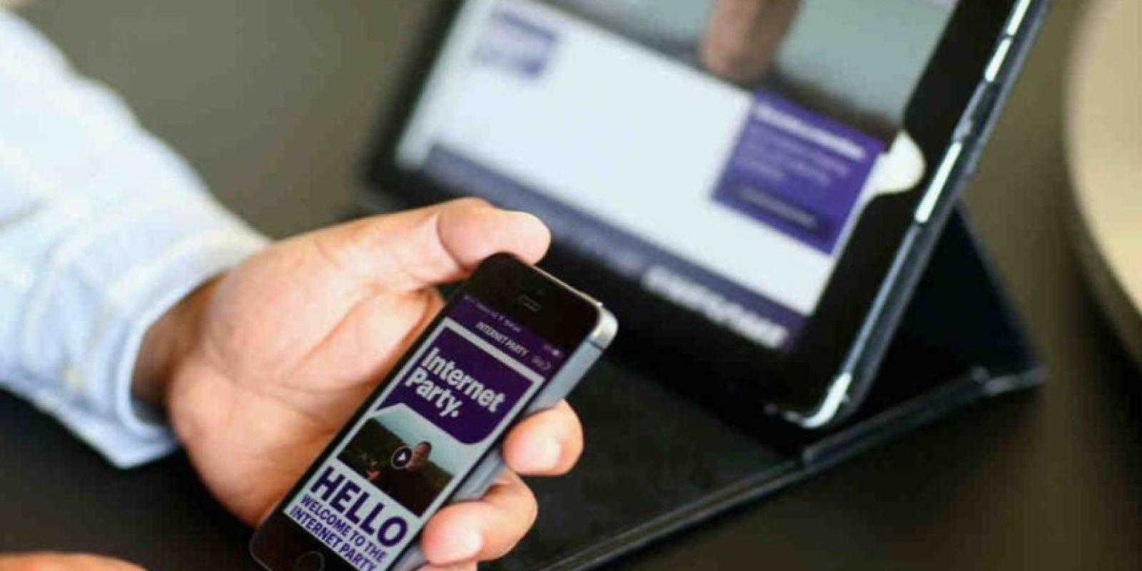 Nunca sabemos en qué tipo de app o página necesitaremos responder con un GIF. Foto:Getty Images