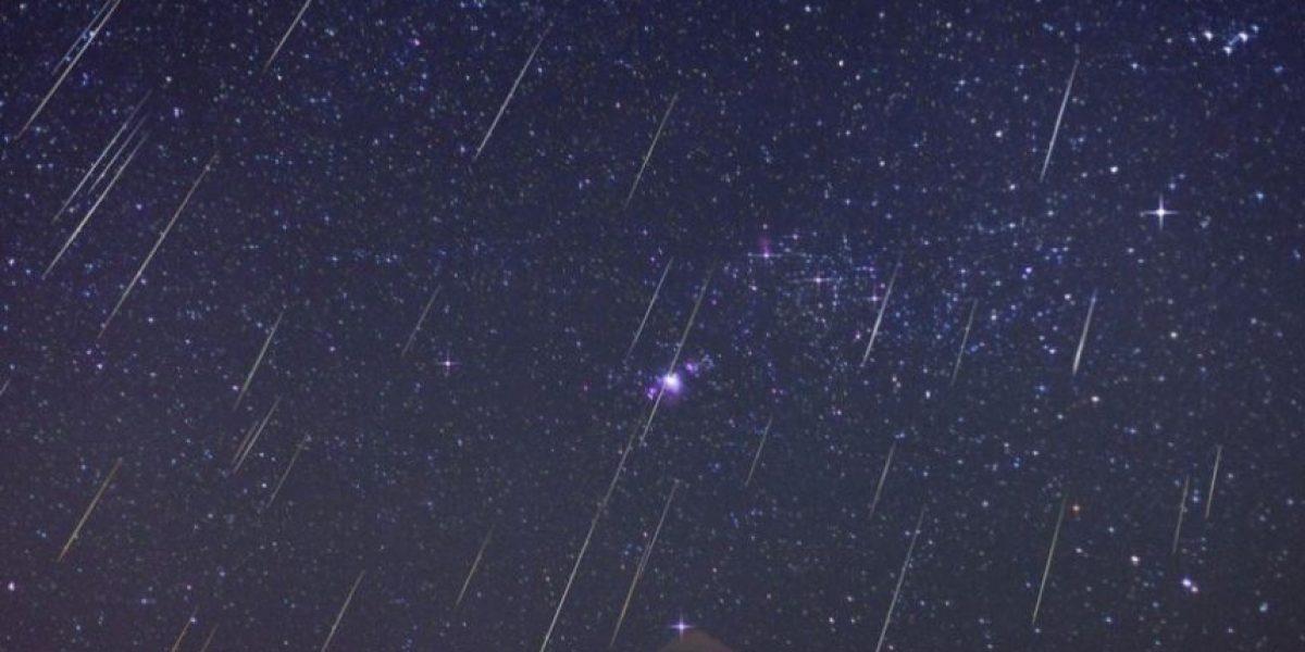Cómo ver en vivo la lluvia de estrellas Eta Acuáridas, 5 de mayo de 2016