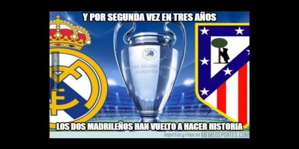 Champions League: Real Madrid vence al Manchester City y aparecen los memes